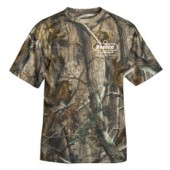 Realtree Camo Wicking Tee